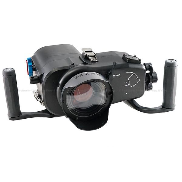 Gates AX700/Z90 Underwater Housing for Sony AX700, HXR-NX80 and PXW-Z90  Video Cameras