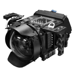 Gates Z Cam E2-S6, F6 & F8 Underwater Housing Z3 with SmallHD 503UB Monitor