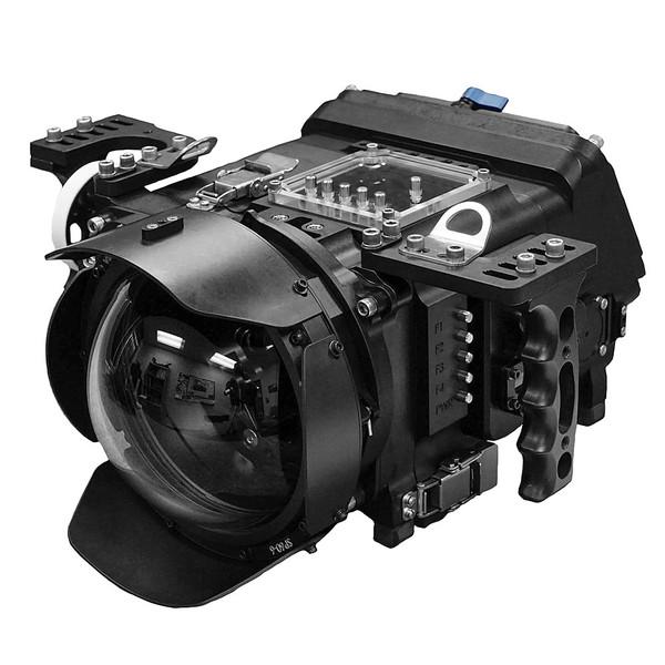 Gates Z Cam E2-S6, F6 & F8 Underwater Housing Z3 with SmallHD 503UB Monitor