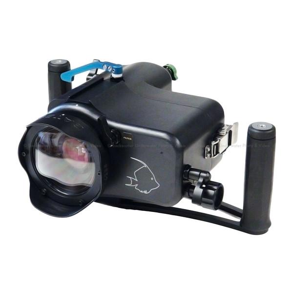 Gates PJ760 Underwater Housing for Sony PJ760, PJ740, PJ730 Video Handycam