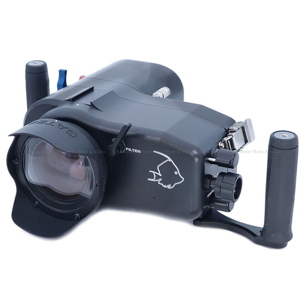Gates AX100 Underwater Housing for Sony FDR-AX100 and HDR-CX900 Video Cameras