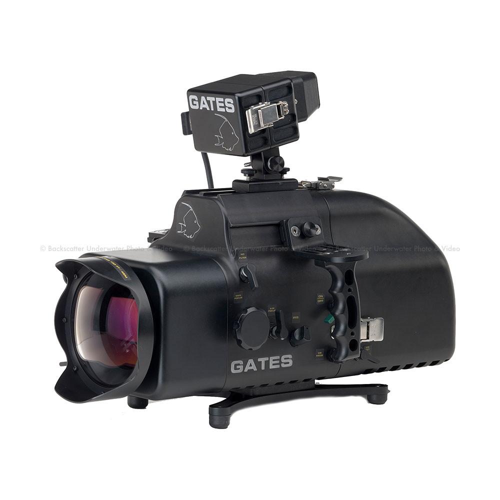 Gates Xlh1 Hi Def Housing For Canon Xlh1 Hd Video Camera