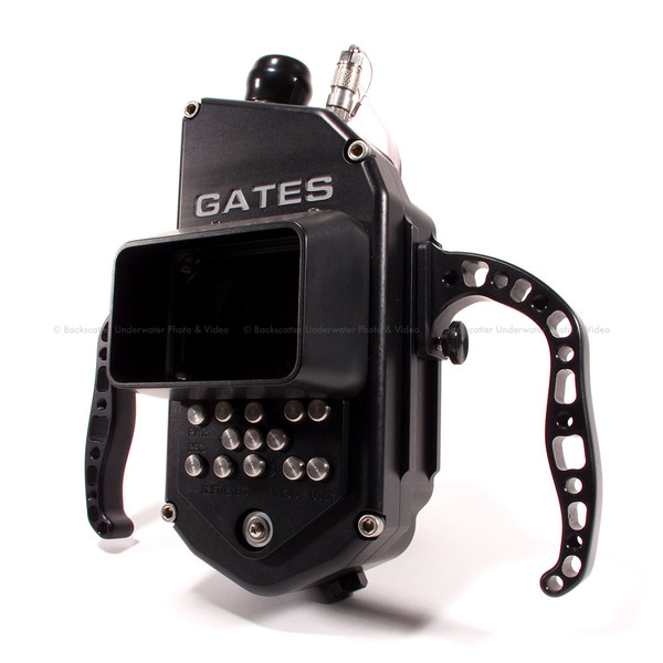 Gates Panasonic HMR10 Recorder Underwater Housing