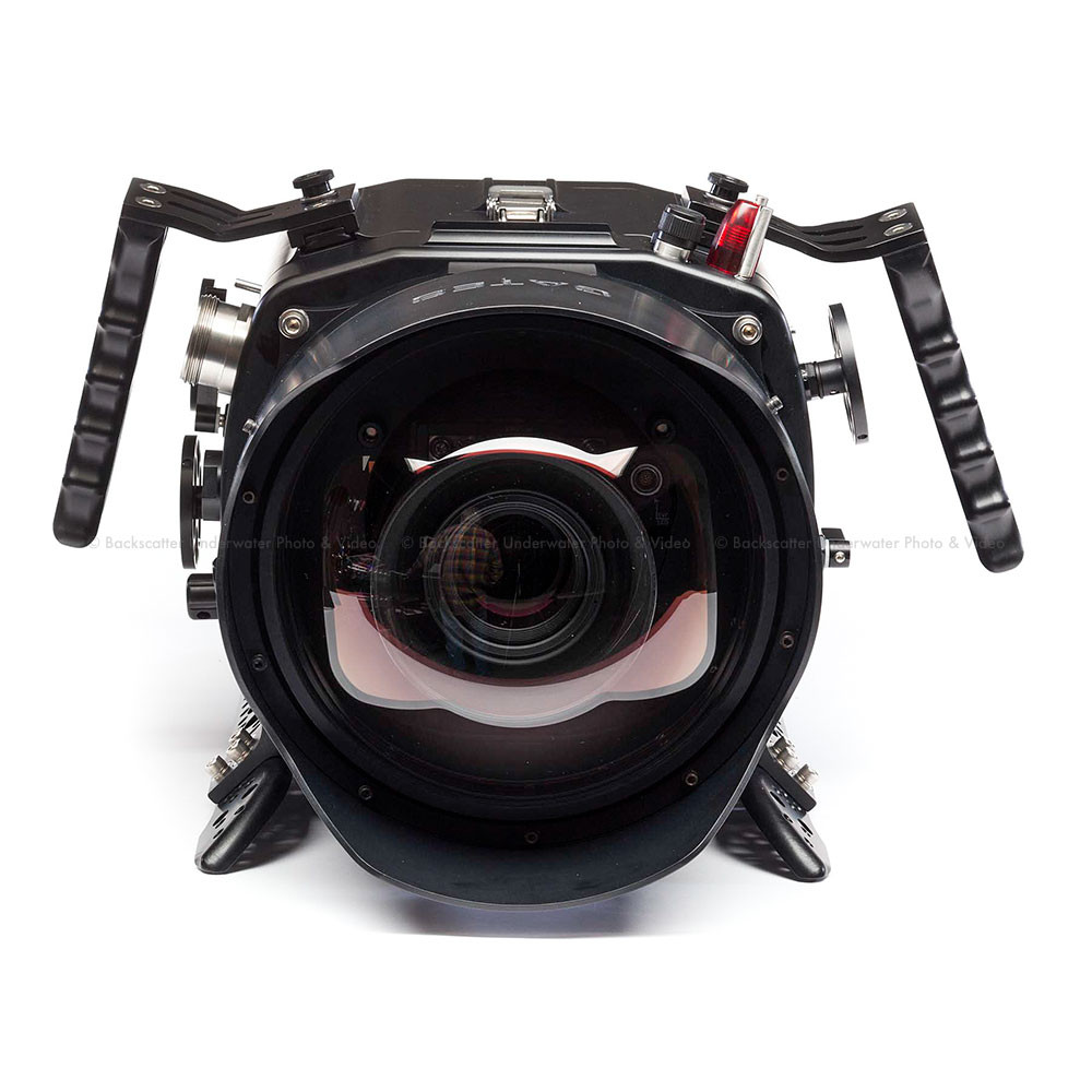 Gates DEEP EPIC Digital Cinema Underwater Housing for the Red Epic, Scarlet & Dragon Cameras