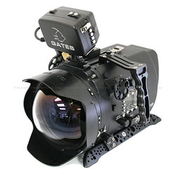Gates F55 Underwater Cinema Housing for Sony F55 and F5 CineAlta Video Cameras