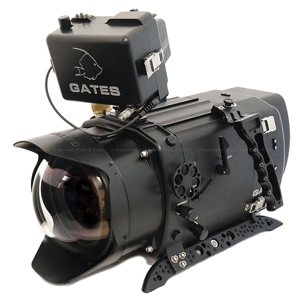 Gates ALEXA Underwater Housing for Arri Alexa XT Plus