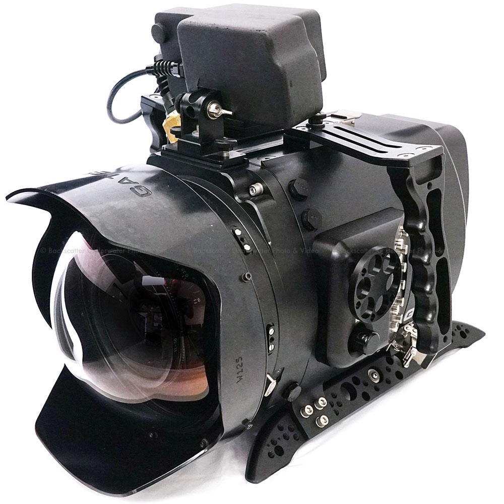 Gates Alexa Mini Underwater Housing For Arri Alexa Mini