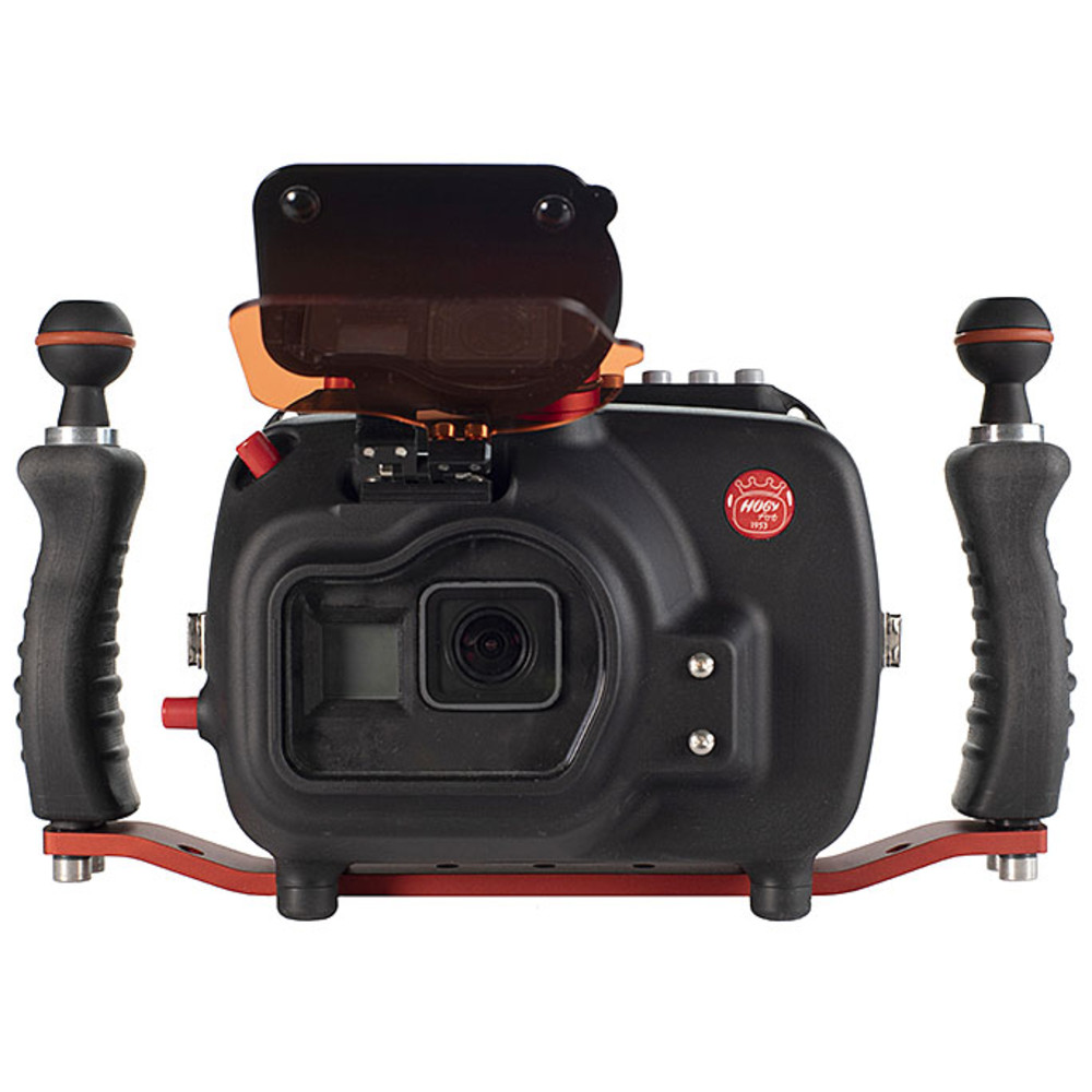 Hugyfot Vision Xs Underwater Housing for GoPro HERO5, HERO6 & HERO7