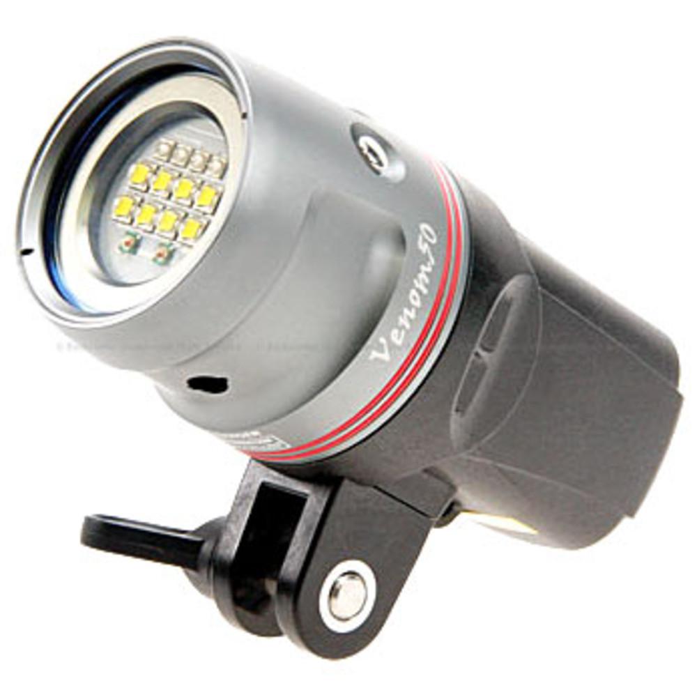i-Torch Venom 50 Underwater Video & Focus Light