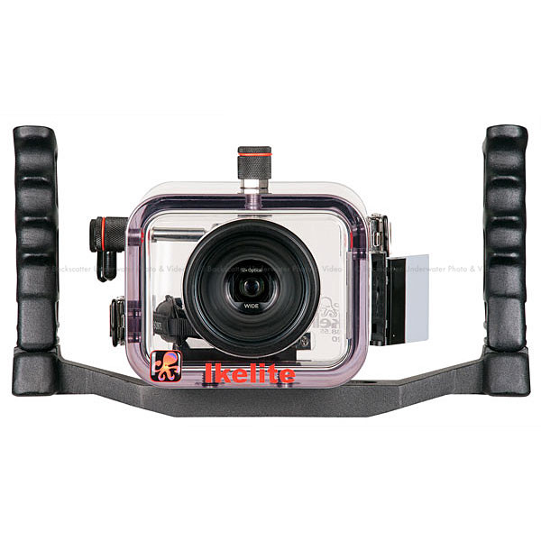 Ikelite Underwater Video Housing for Sony HDR-CX580V Video Camera