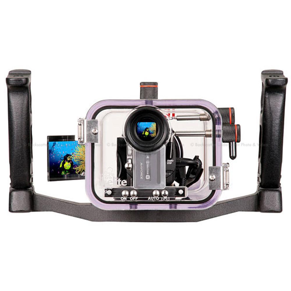 Ikelite Underwater Video Housing for Sony HDR-CX760V, PJ710V, PJ760V Video  Camera