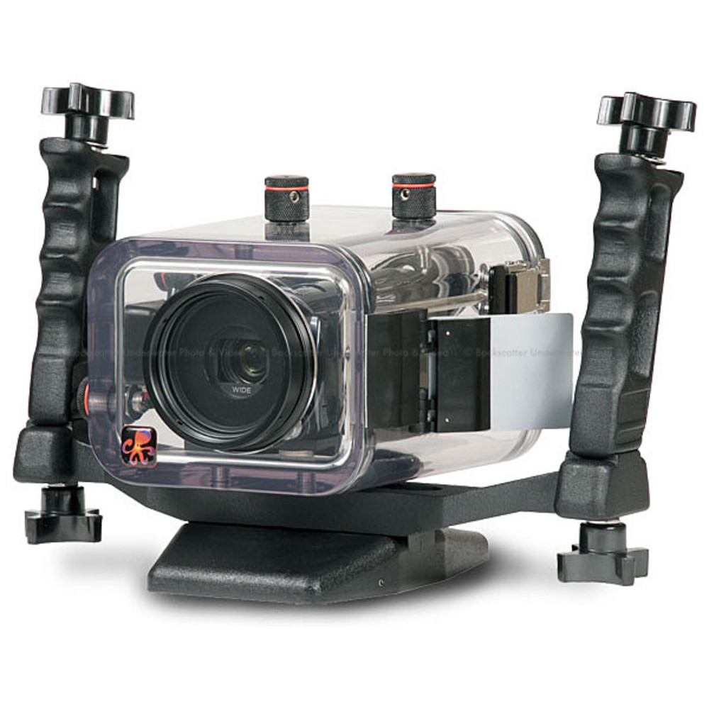 sony waterproof video camera ikelite underwater housing for sony hdr xr550 276