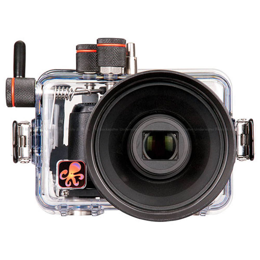 Ikelite Underwater Housing for Sony Cybershot HX20V/B, HX30V/B