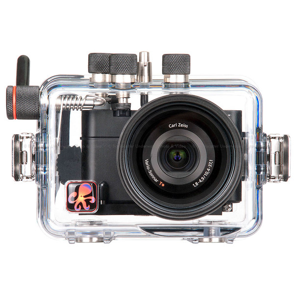 Ikelite Underwater Housing for Sony Cybershot RX100 II (DSC-RX100M2/B)