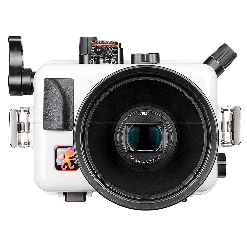 Ikelite Underwater Housing for Sony Cyber-shot RX100 Mark VI Digital Cameras