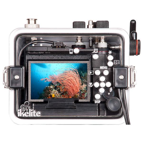 Ikelite Underwater Housing for Canon PowerShot G3 X ...