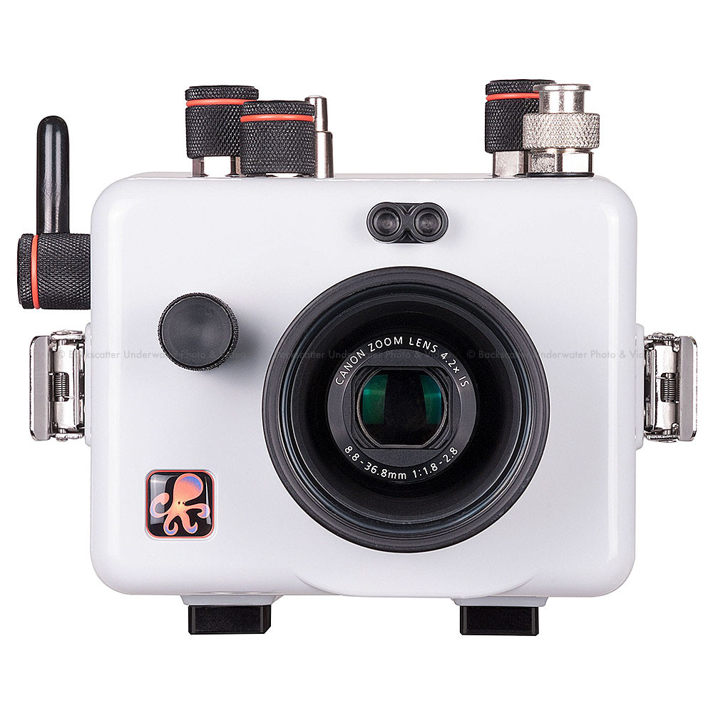Ikelite Underwater TTL Housing for Canon PowerShot G5X Camera