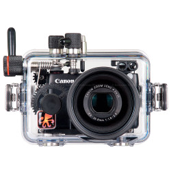 Ikelite Underwater Housing for Canon PowerShot G7 X