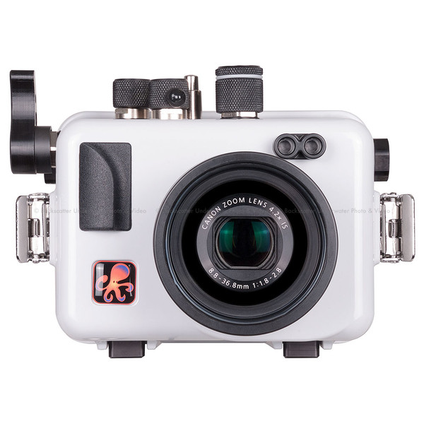 Ikelite Underwater Housing for Canon PowerShot G7X Mark II Compact Camera