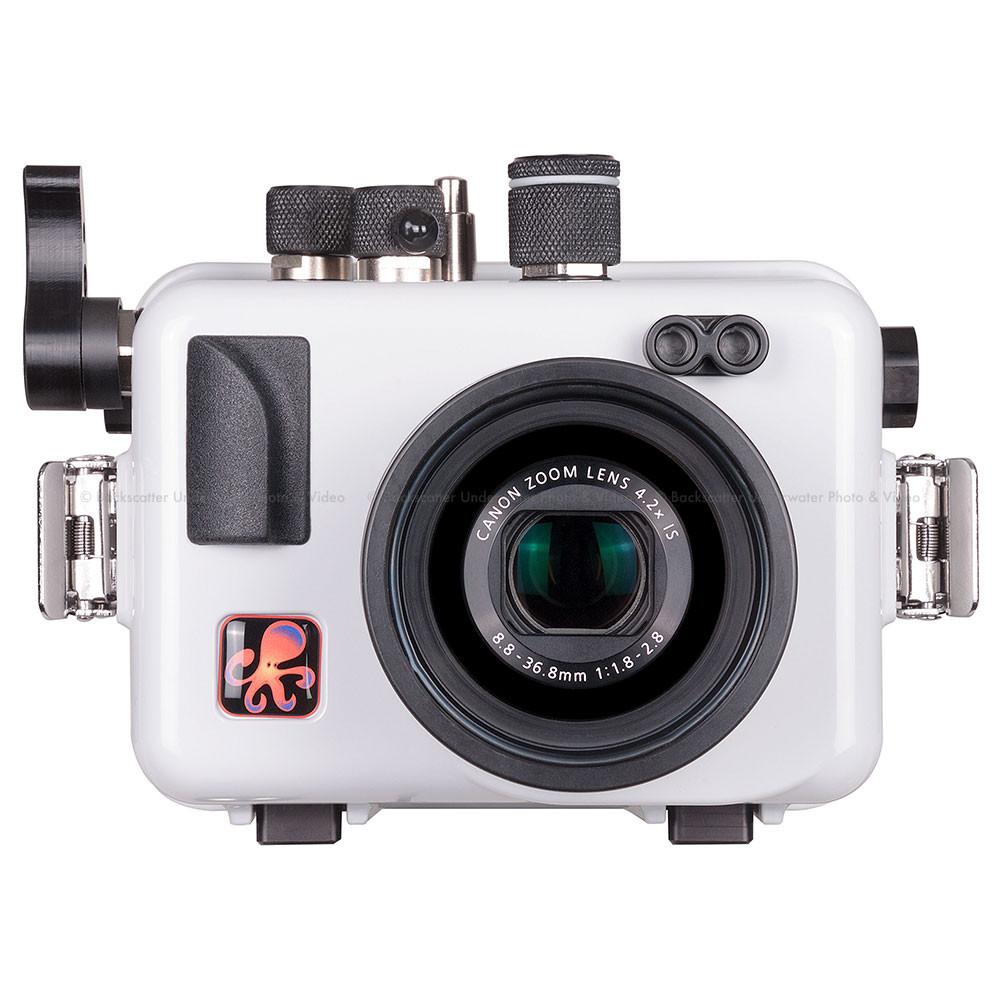 Ikelite Underwater Housing for Canon PowerShot G7X Mark II Compact Camera