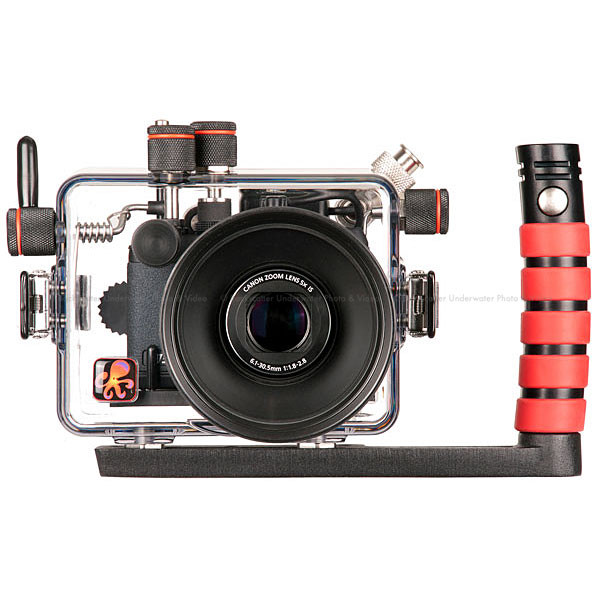 Ikelite Underwater Housing for Canon Powershot G15 Camera