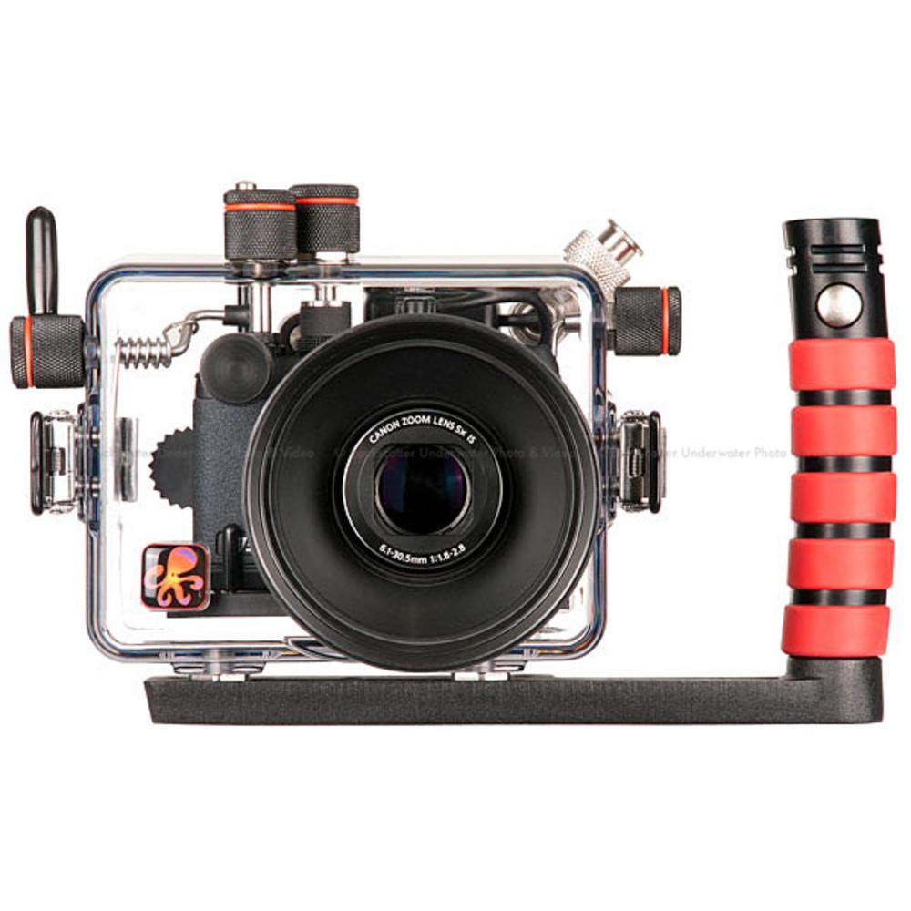 Ikelite Underwater Housing for Canon Powershot G15 Camera