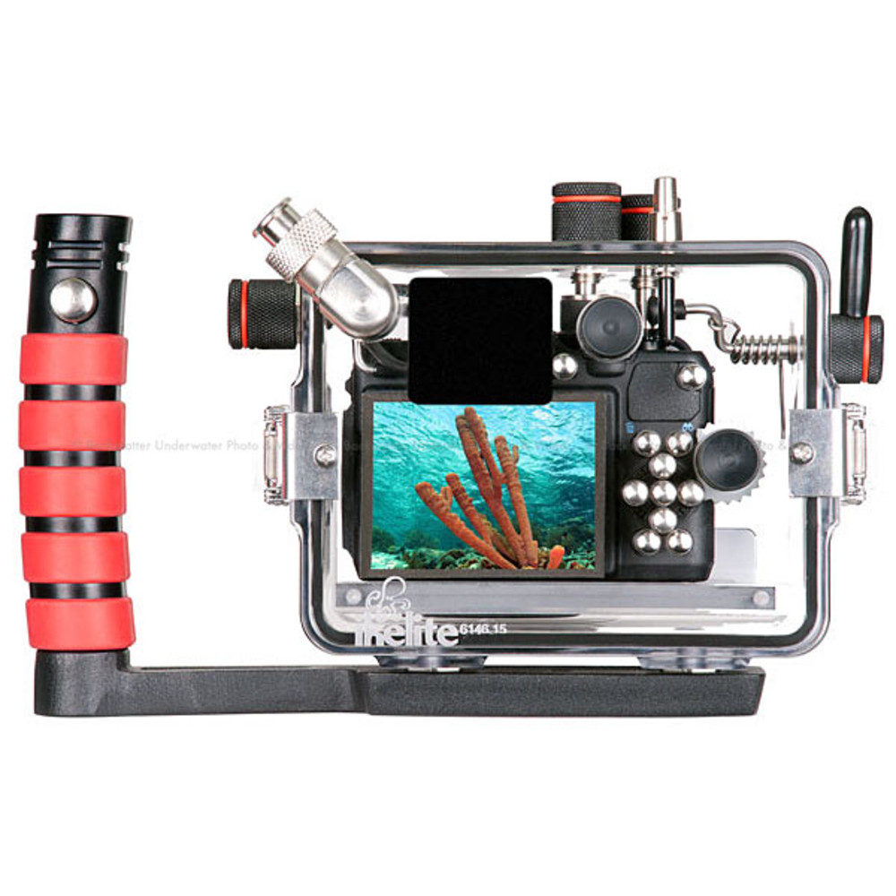 Ikelite underwater housing for canon powershot g15 camera for Housse canon g15