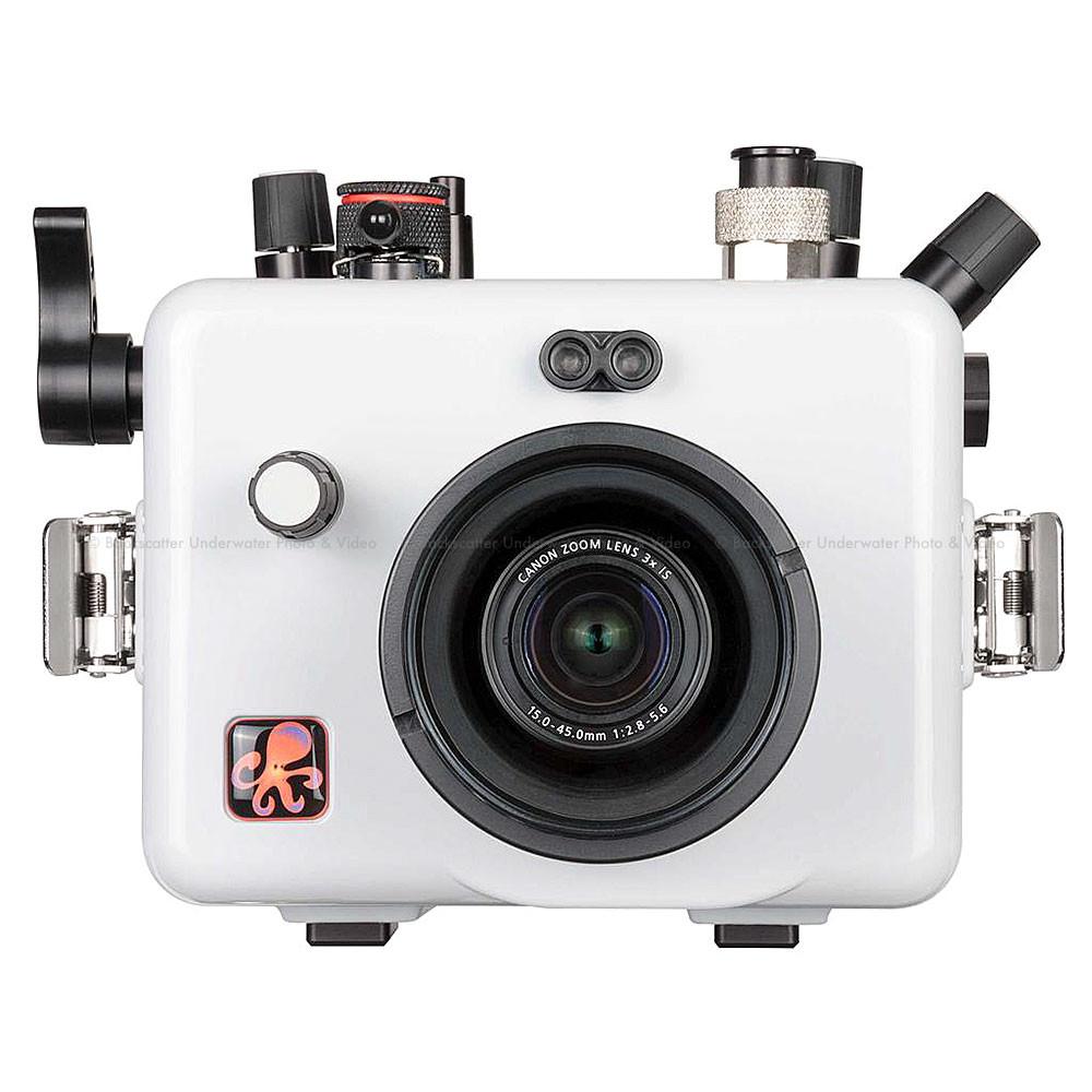 Ikelite Underwater Housing for Canon PowerShot G1 X Mark III Camera