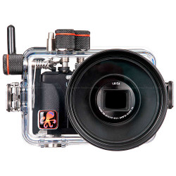 Ikelite Underwater Housing for Panasonic Lumix ZS30, TZ40 & TZ41 Cameras