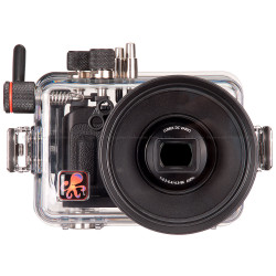 Ikelite Underwater Housing for Panasonic Lumix ZS45, TZ57 Compact Cameras