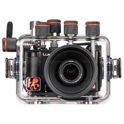 Ikelite Underwater Housing for Panasonic Lumix DMC-LX7, Leica D-LUX 6
