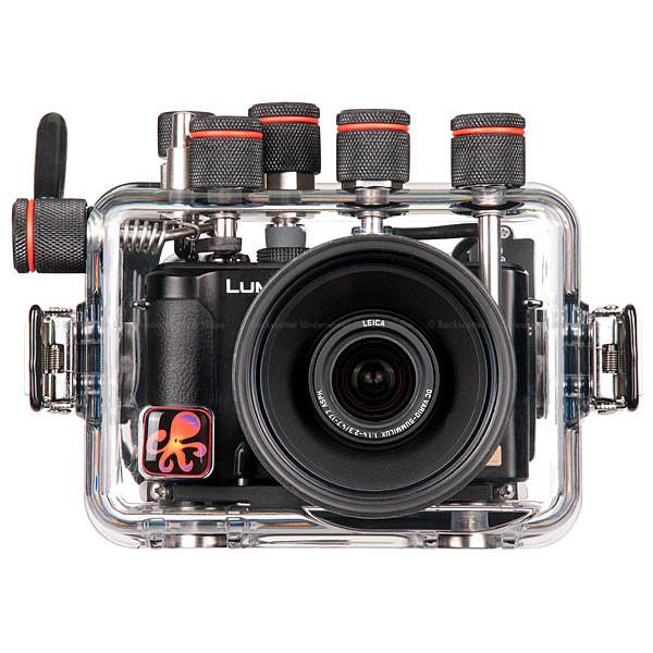 Ikelite Underwater Housing for Panasonic Lumix DMC-LX7, Leica D-LUX 6