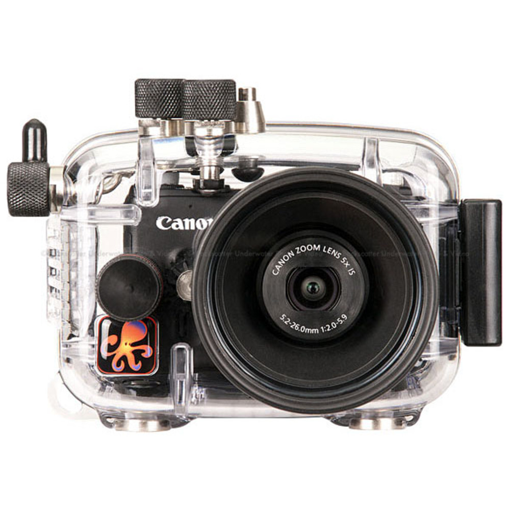 Ikelite Underwater Housing for Canon Powershot S110 Camera