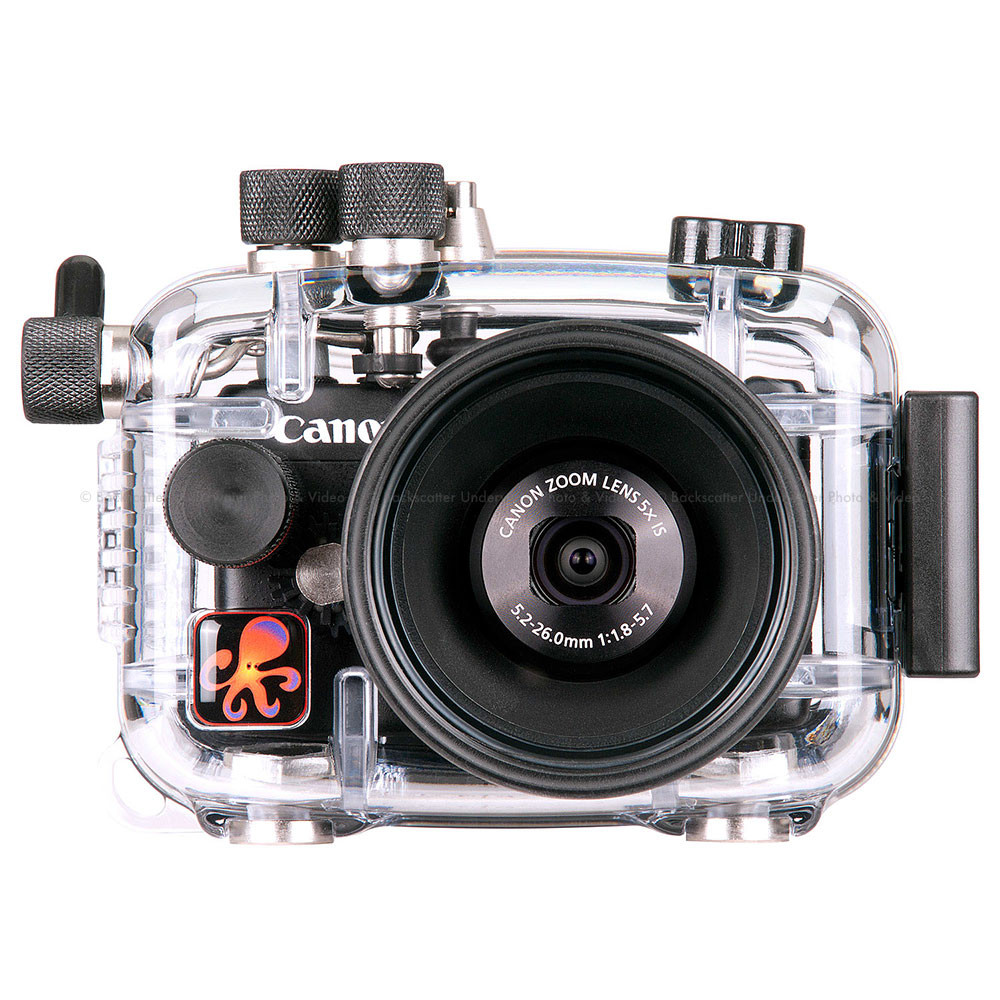 Ikelite Underwater Housing for Canon Powershot S120 Camera