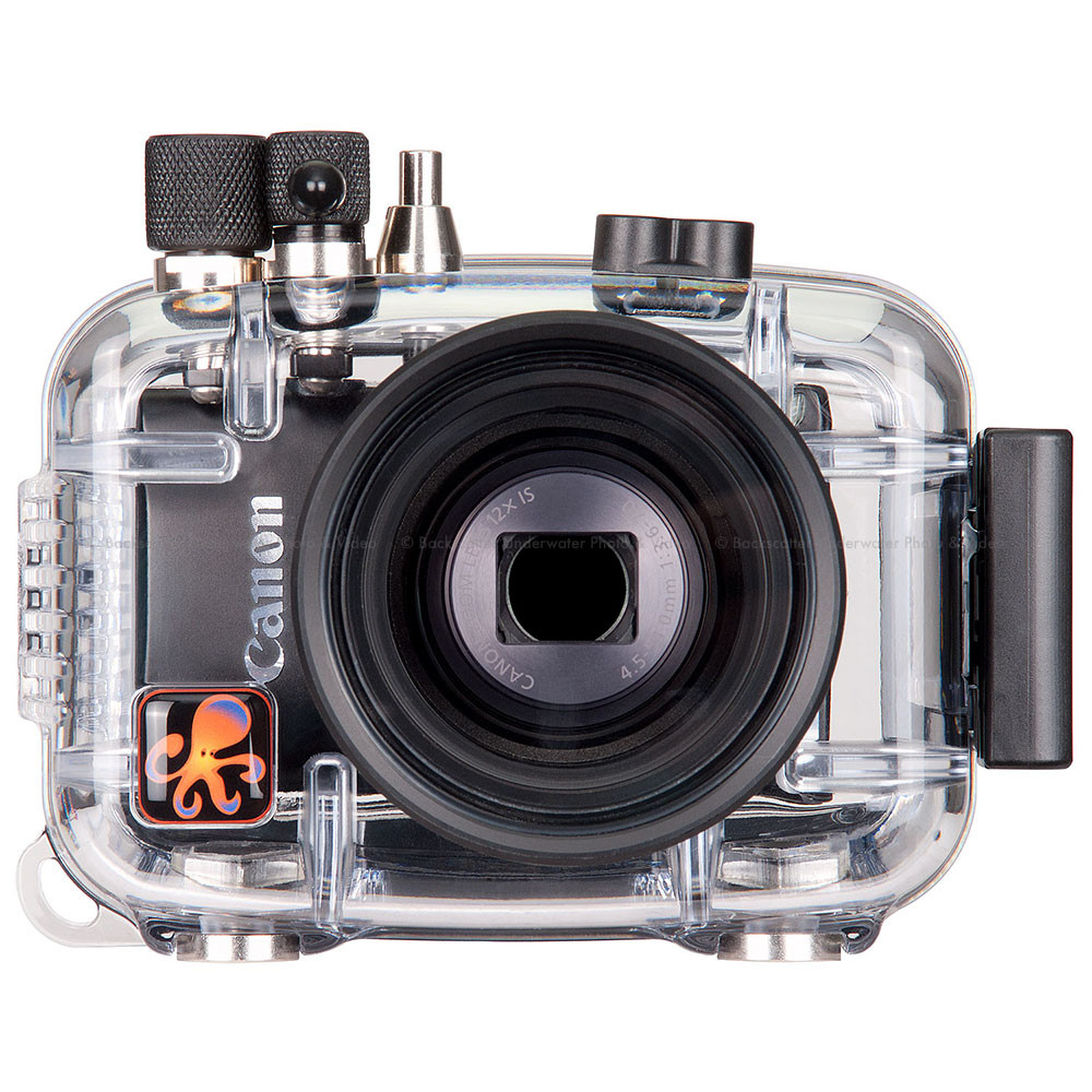 Ikelite Underwater Housing for Canon PowerShot ELPH 340 HS, IXUS 265 HS