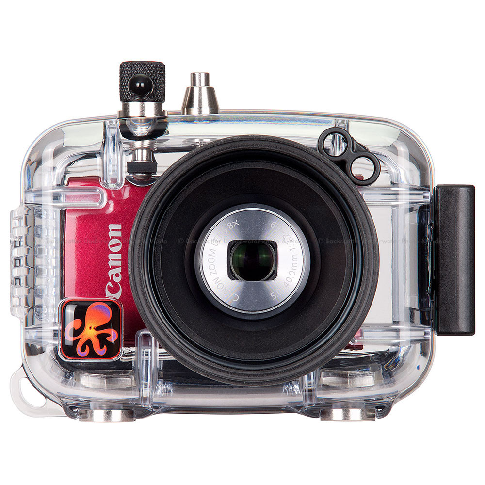 Ikelite Underwater Housing for Canon PowerShot ELPH 135, ELPH 140 IS, IXUS 145, IXUS 150
