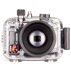 Ikelite Underwater Housing for Canon PowerShot ELPH 160, IXUS 160 Compact Camera