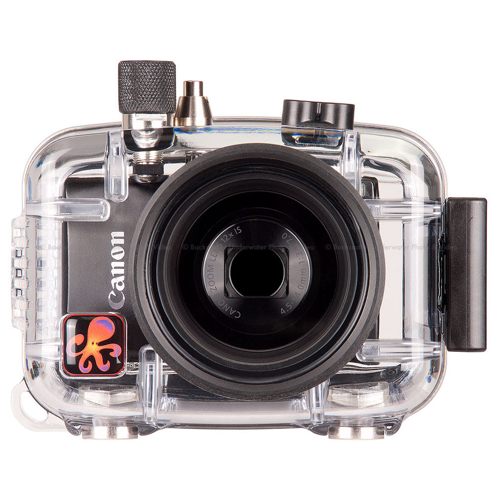 Ikelite Underwater Housing for Canon PowerShot ELPH 170, IXUS 170 Compact Camera