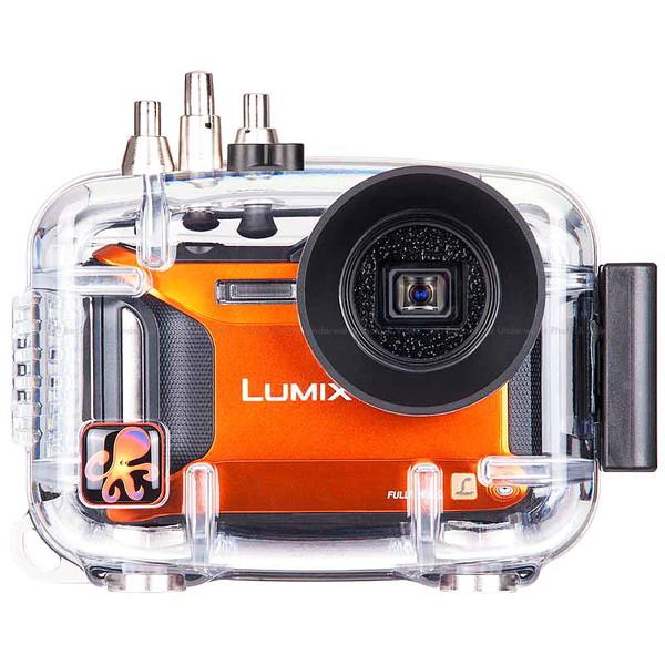Ikelite Underwater Housing for Panasonic LUMIX TS5, TS6, FT5, FT6 Compact Camera