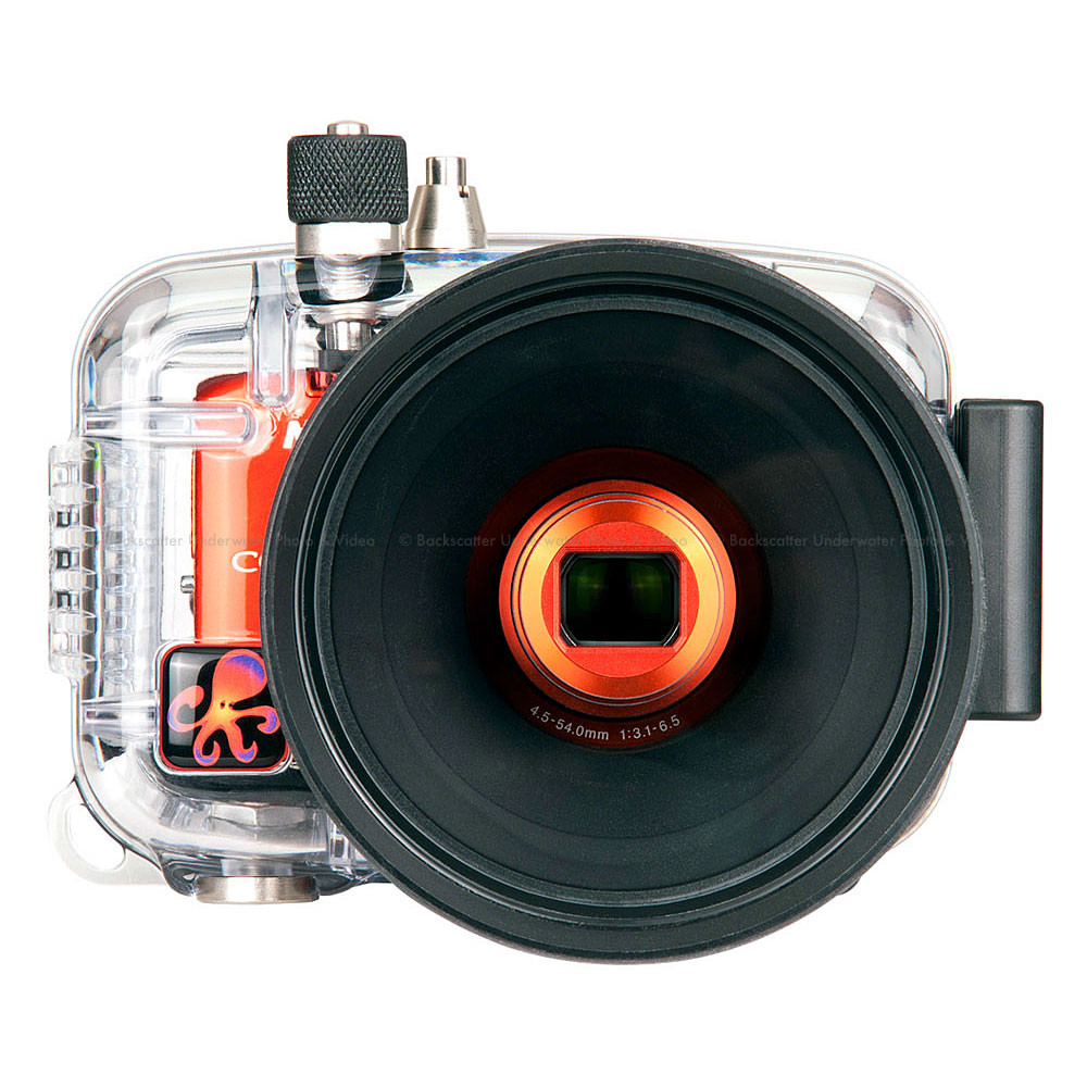 Ikelite Underwater Housing for Nikon Coolpix S6500 Camera