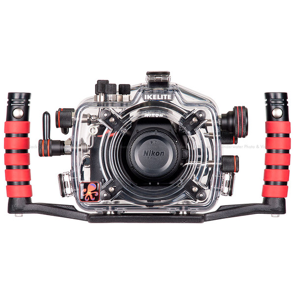 Ikelite Underwater TTL Housing for Nikon D5500 DSLR Camera