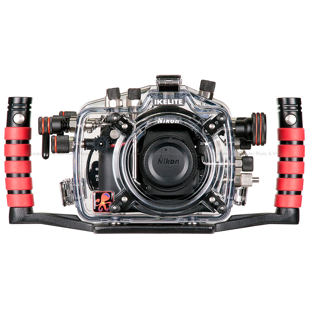 Ikelite D7200 Underwater Housing fro Nikon D7100 & D7200 DSLR Cameras