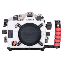 Ikelite 200FL Underwater Housing for Nikon D500 DSLR Camera