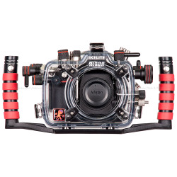 Ikelite Underwater TTL Housing for Nikon D810 DSLR Camera
