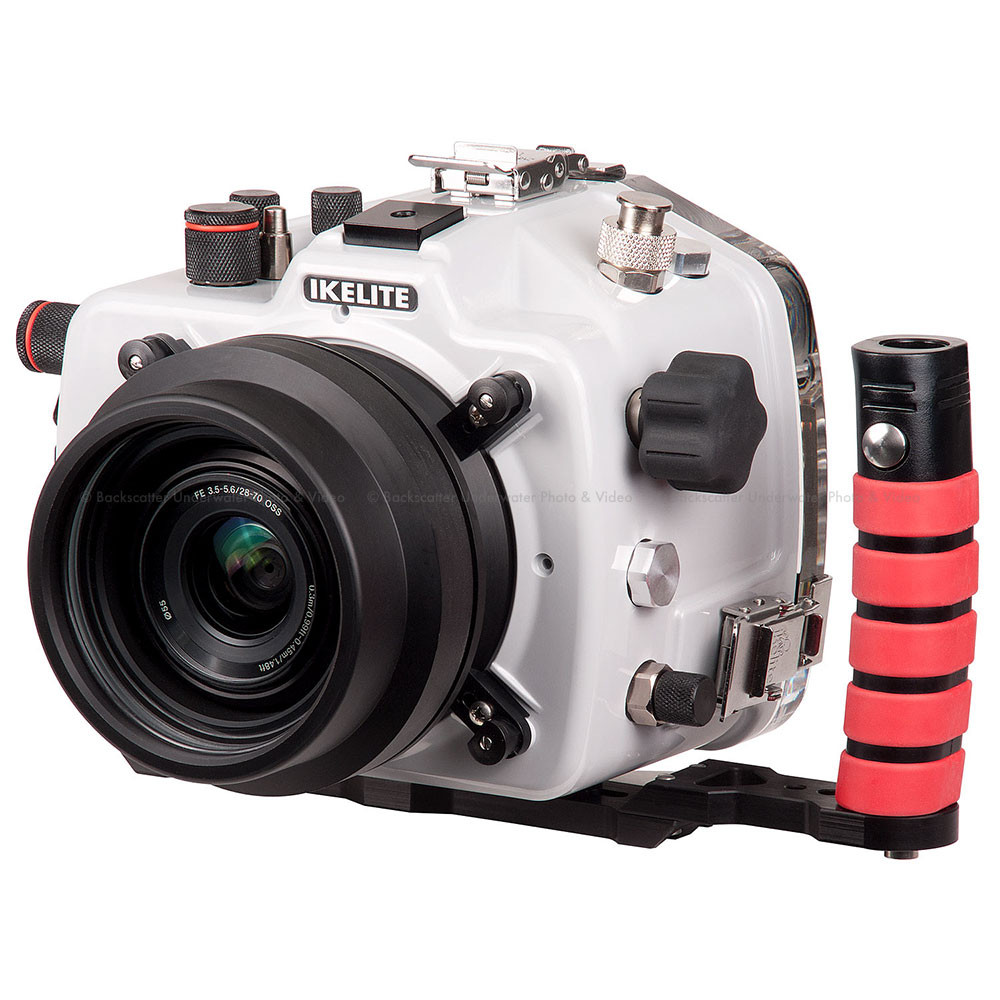 Ikelite Underwater TTL Housing for Sony Alpha a7 II, a7R II, a7S II Mirrorless Digital Cameras