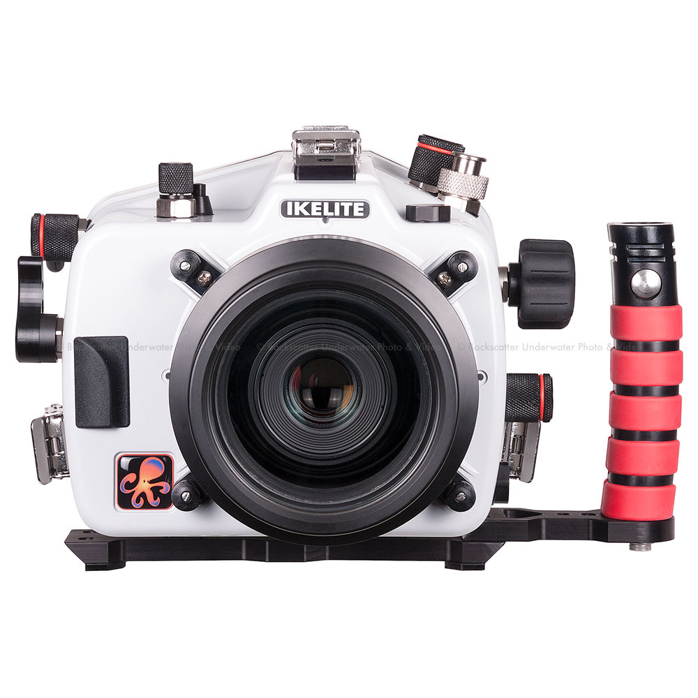 Ikelite Underwater TTL Housing for Canon EOS 80D DSLR Cameras