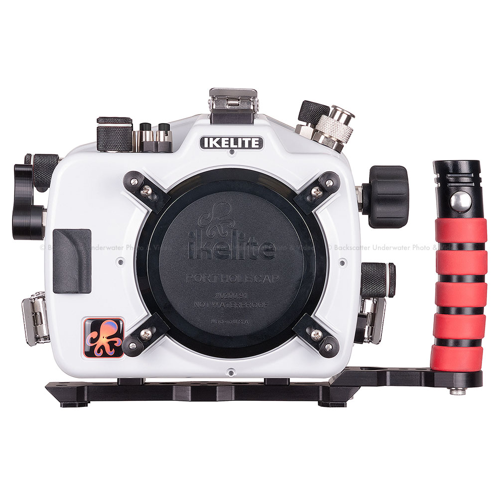Ikelite 5D IV Underwater Housing for Canon 5D Mk IV