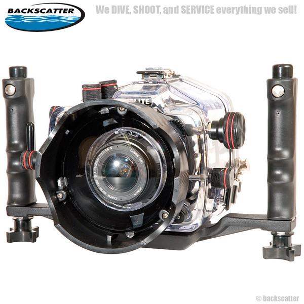 Ikelite Underwater Housing for Canon Digital Rebel XTi 400D SLR Camera