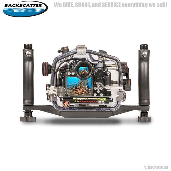 Ikelite Underwater Housing for Canon Digital Rebel XSi 450D & 500D T1i  cameras