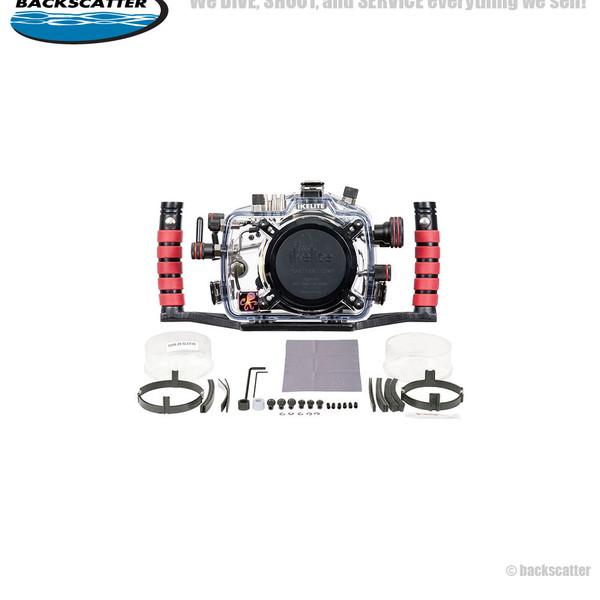 Ikelite Underwater Housing for Canon 600D Digital Rebel T3i